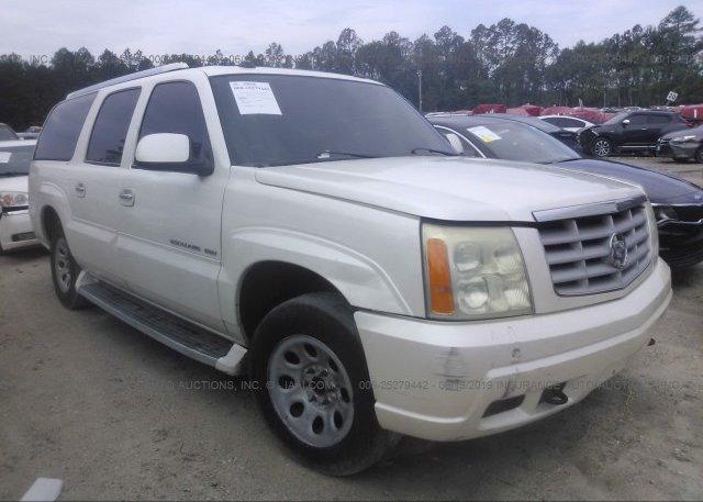 Inventory #681423640 2004 Cadillac ESCALADE