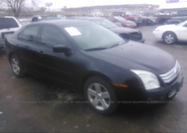 Inventory #355596587 2008 FORD FUSION