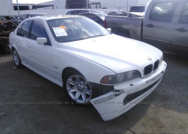 Inventory #122672712 2003 BMW 525