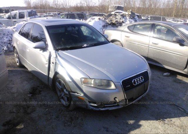 Inventory #365016528 2006 AUDI A4