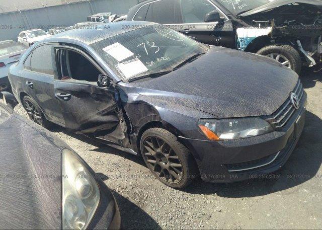 Inventory #176517848 2013 Volkswagen PASSAT