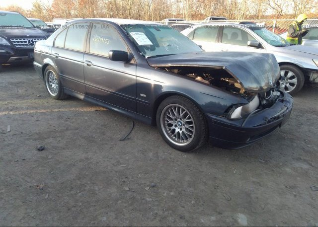 Inventory #230331281 2002 BMW 530