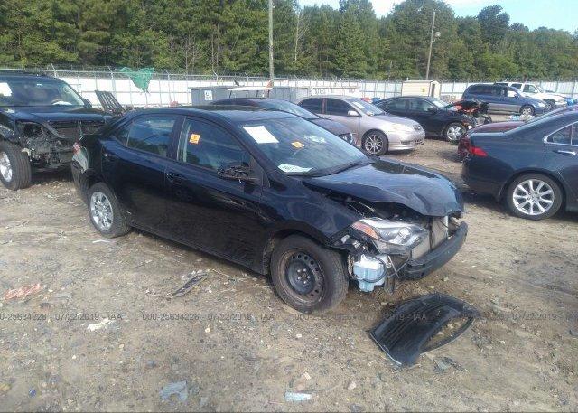 Inventory #770926385 2015 Toyota COROLLA