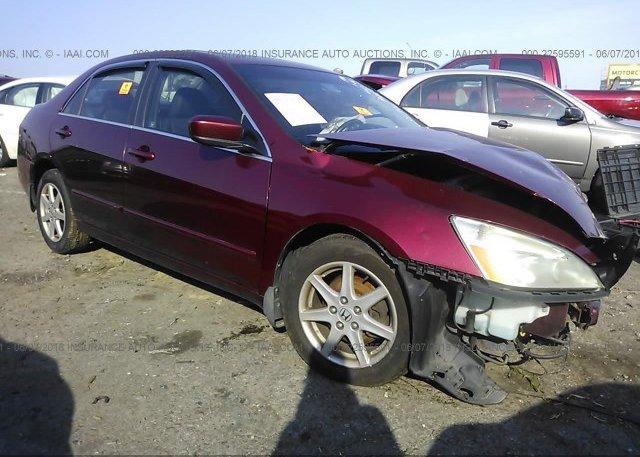 Inventory #617186675 2004 Honda ACCORD