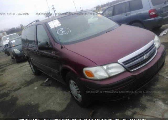Inventory #263729465 2005 Chevrolet VENTURE