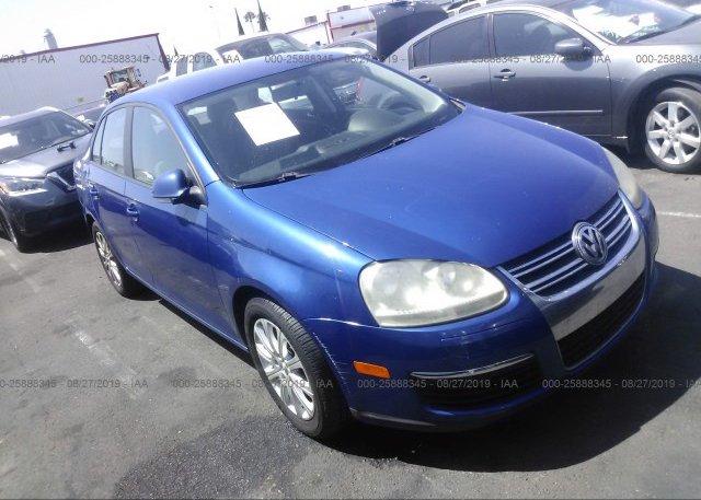 Inventory #903592056 2008 Volkswagen JETTA