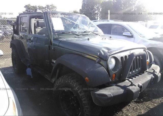 Inventory #310104317 2008 JEEP WRANGLER UNLIMITE