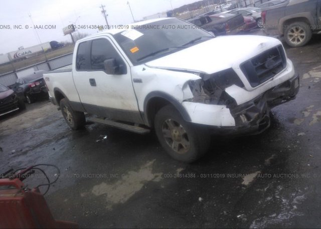 Inventory #444188530 2005 FORD F150