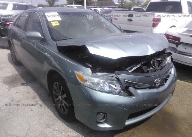 Inventory #999396662 2011 Toyota CAMRY