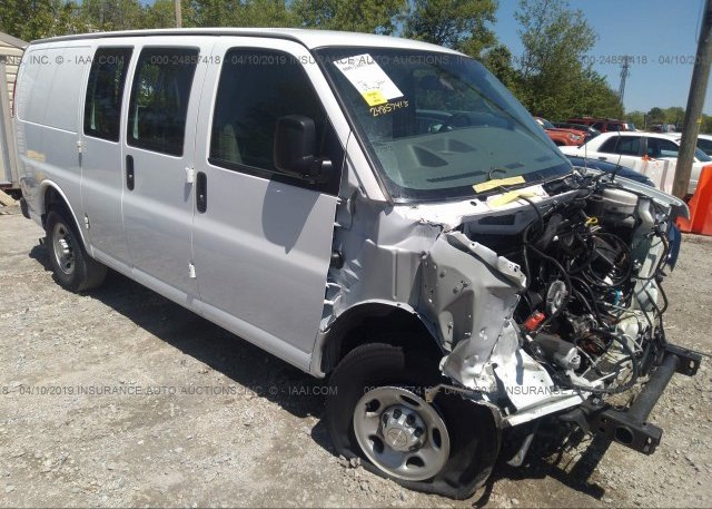Inventory #462885655 2017 Chevrolet EXPRESS G2500