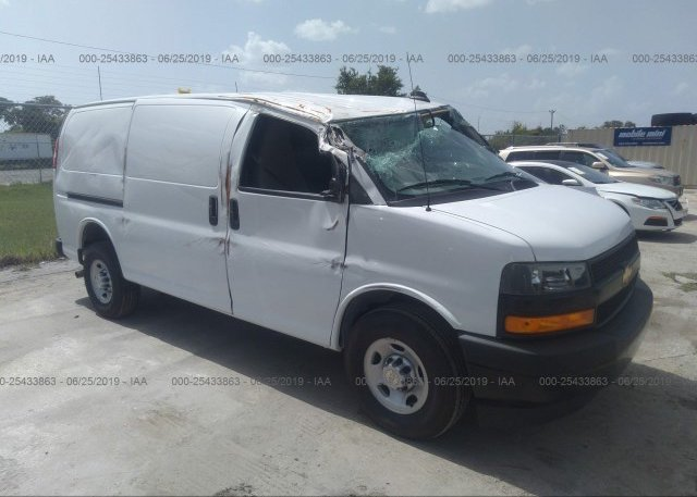 Inventory #945163065 2019 CHEVROLET EXPRESS G2500