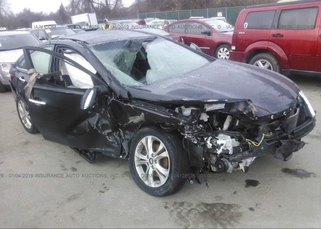 Inventory #551234573 2012 Hyundai SONATA