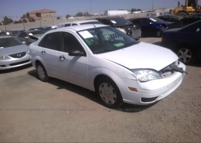 Inventory #630912344 2007 FORD FOCUS