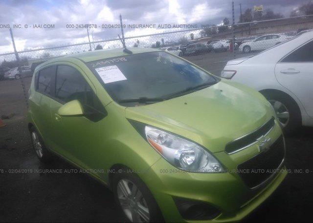 Inventory #705361512 2014 Chevrolet SPARK