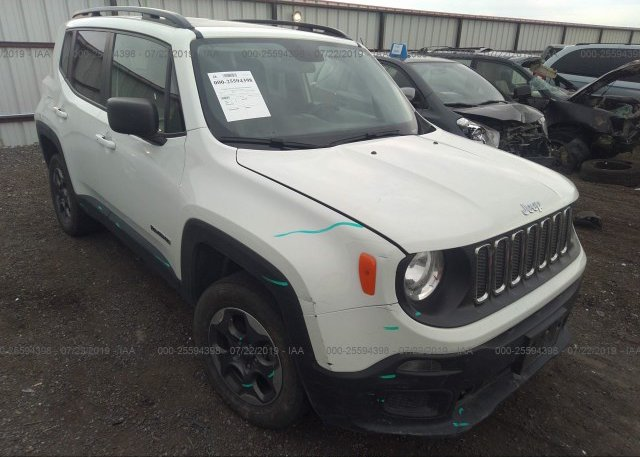 Inventory #728473015 2017 JEEP RENEGADE