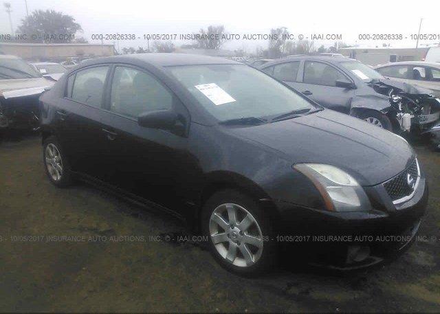 3n1ab6ap3al605960 Salvage Black Nissan Sentra At Grove City Oh On