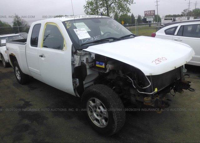 Inventory #772030801 2008 Chevrolet SILVERADO