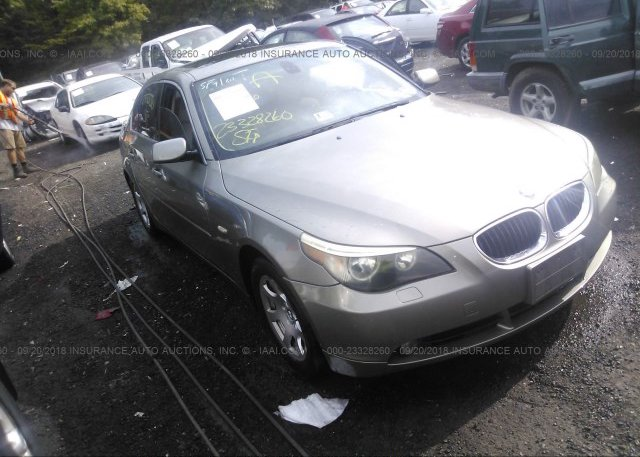 Inventory #622417699 2004 BMW 530