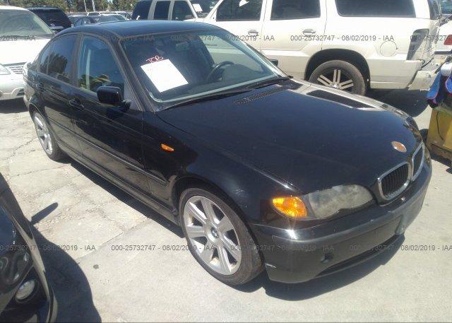 Inventory #813950510 2003 BMW 325