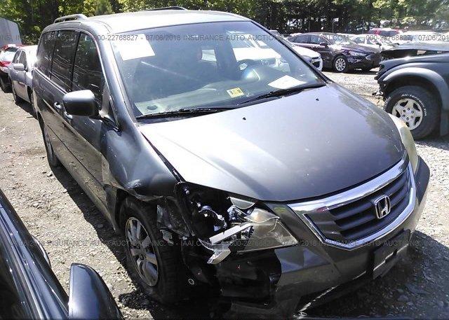 Inventory #135761458 2008 Honda ODYSSEY