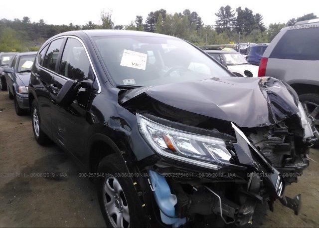 Inventory #772139430 2016 Honda CR-V