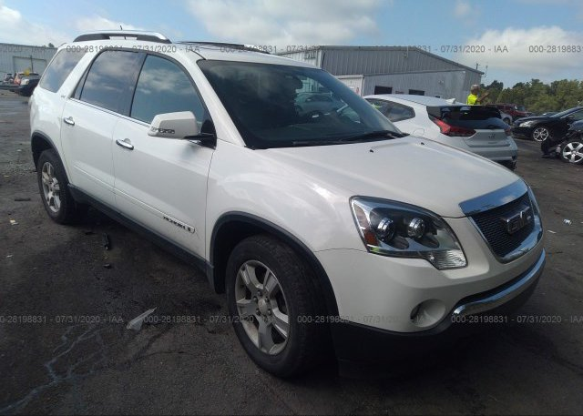 Bidding Ended On 1gkknxls0jz227738 Salvage Gmc Acadia At Lorain
