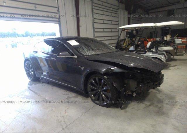 Inventory #716421567 2016 Tesla MODEL S