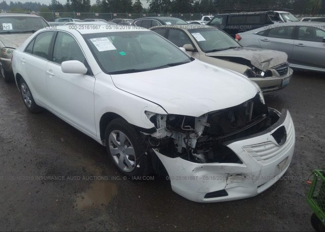 Inventory #100068327 2007 Toyota CAMRY NEW GENERATION
