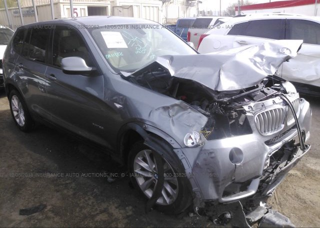 Inventory #766931639 2014 BMW X3
