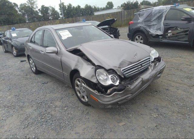 Inventory #661442108 2006 Mercedes-benz C