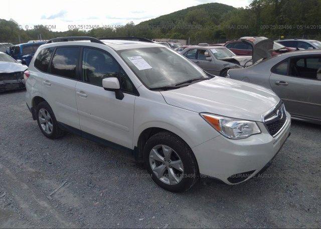 Inventory #220840720 2014 Subaru FORESTER