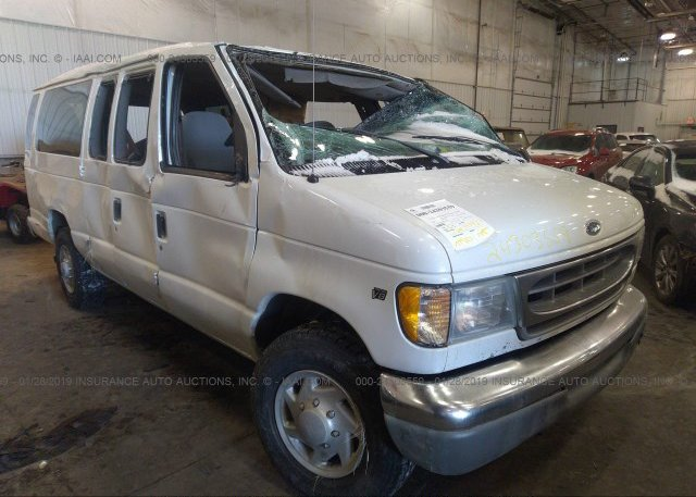 Inventory #615396600 1998 FORD ECONOLINE