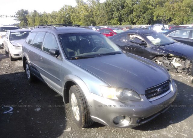 Inventory #173927542 2005 Subaru LEGACY