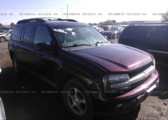 Inventory #393172347 2006 Chevrolet TRAILBLAZER