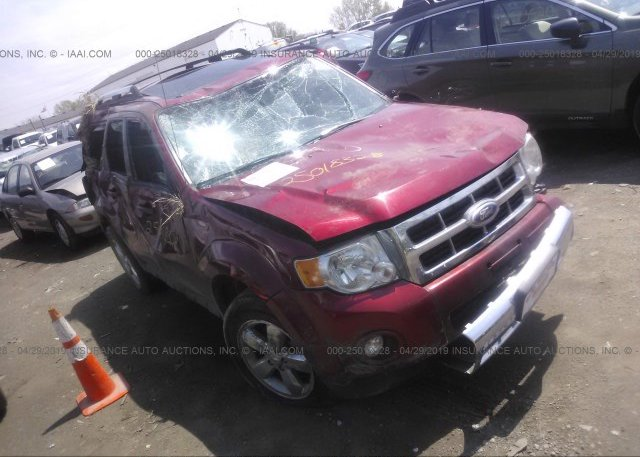Inventory #407802919 2012 FORD ESCAPE