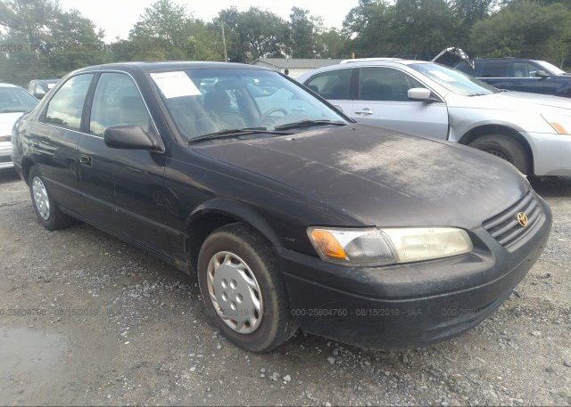 Inventory #880846116 1997 Toyota CAMRY