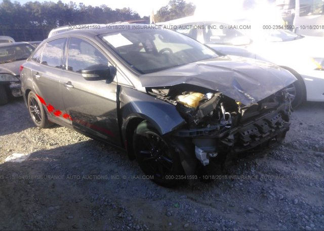 Inventory #480675849 2015 FORD FOCUS
