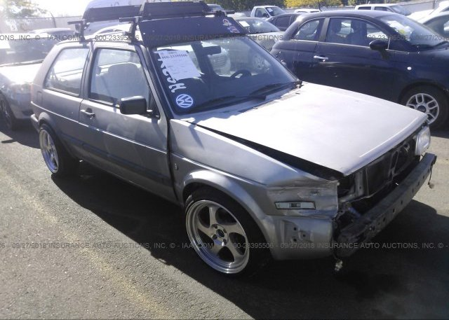 Inventory #889405930 1990 VOLKSWAGEN GOLF