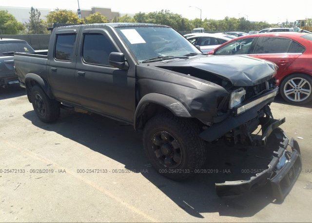 Inventory #375420921 2000 Nissan FRONTIER
