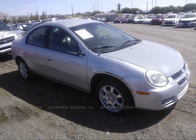 Inventory #199143343 2005 Dodge NEON