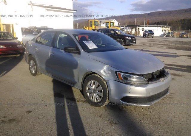 Inventory #150131517 2011 Volkswagen JETTA