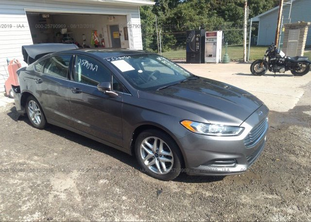 Inventory #608825616 2013 FORD FUSION