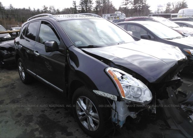 Inventory #115751472 2013 Nissan ROGUE