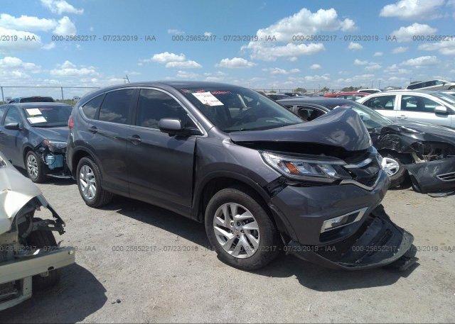 Inventory #806025488 2016 Honda CR-V