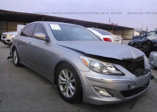 Inventory #393841208 2013 Hyundai GENESIS