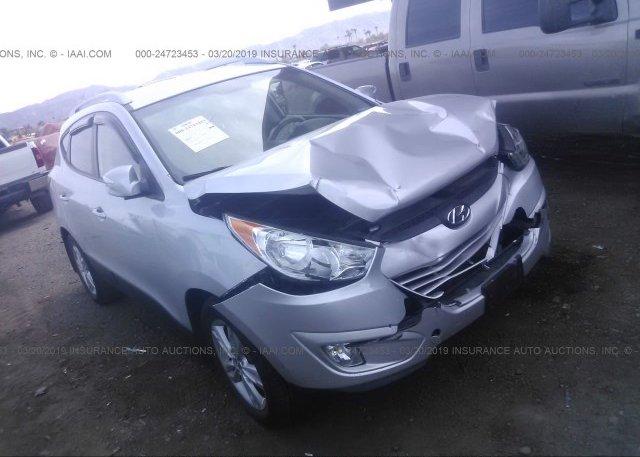 Inventory #576123595 2013 Hyundai TUCSON