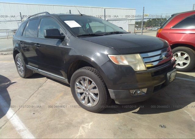 Inventory #425300692 2007 FORD EDGE