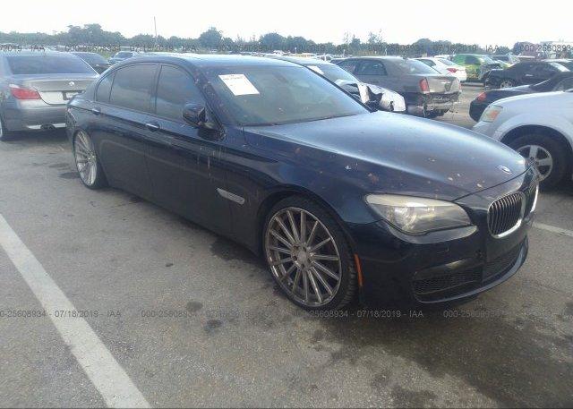 Inventory #347903141 2011 BMW 750