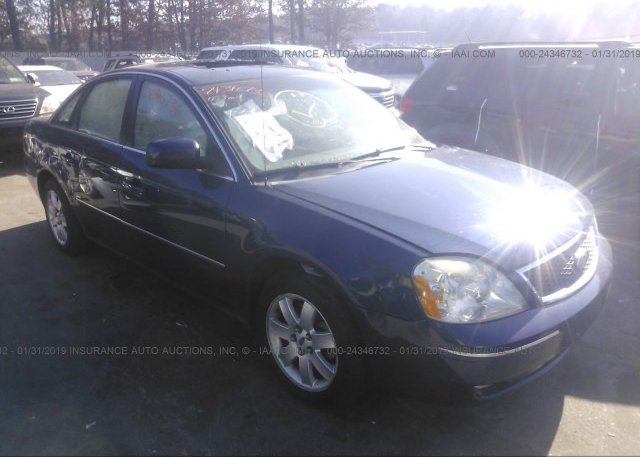 Inventory #201510710 2005 FORD FIVE HUNDRED