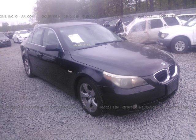 Inventory #172712104 2006 BMW 525